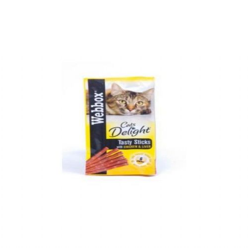 Webbox Cats Delight Tasty Cat Sticks